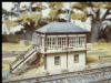 Ratio 236 Midland Signal Box (no interior)
